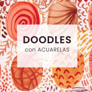 Doodles Annel Vare acuarelas